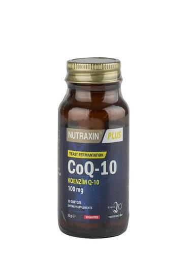 Nutraxin Nutraxin CoQ-10 100mg 30 Softgel Renksiz